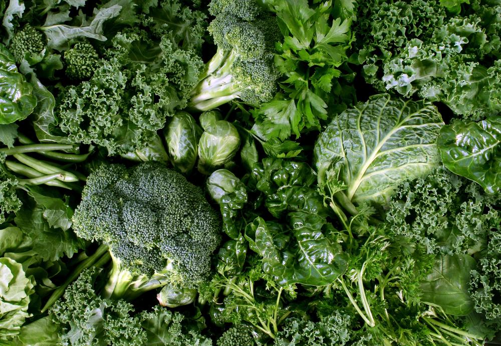 vegetais chlorella