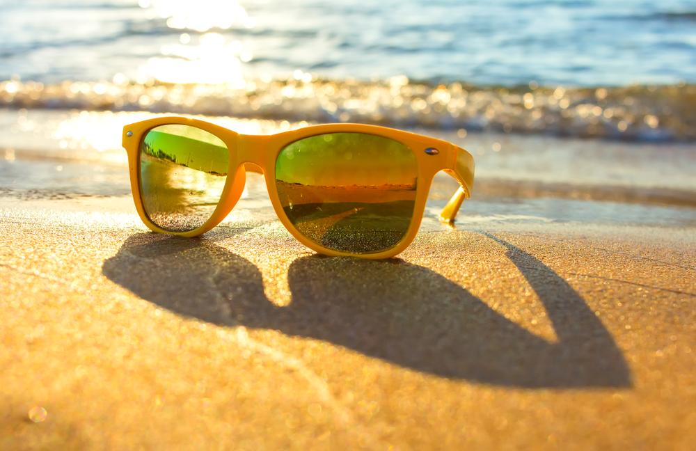 óculos de sol visão