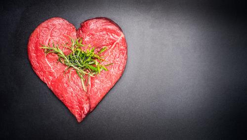 Carne e coração