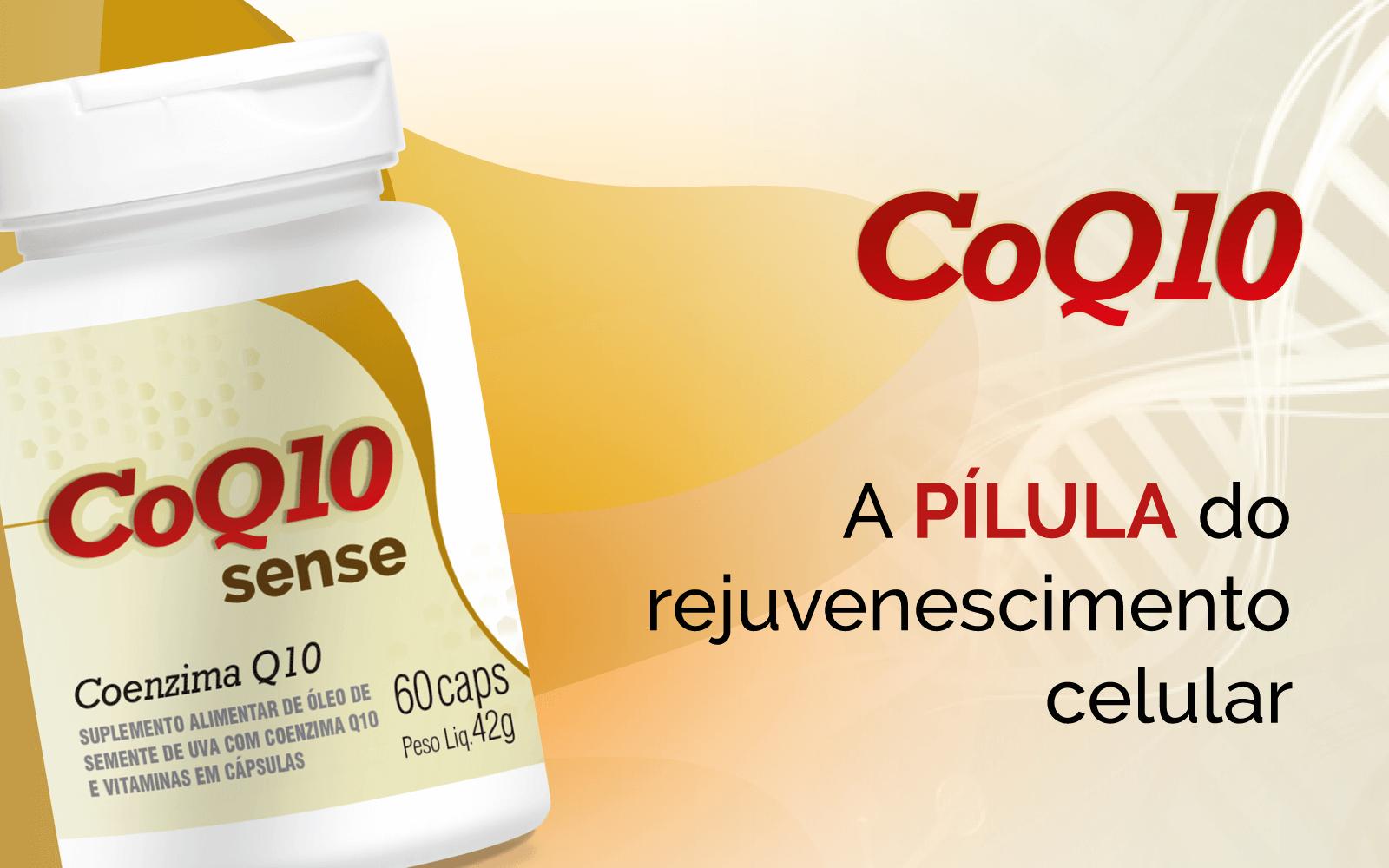 CoQ10 Sense