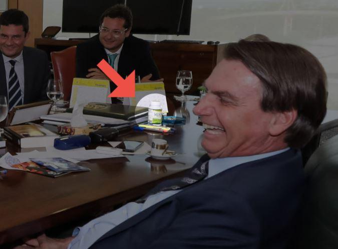 Jair Bolsonaro Moringa Oleífera