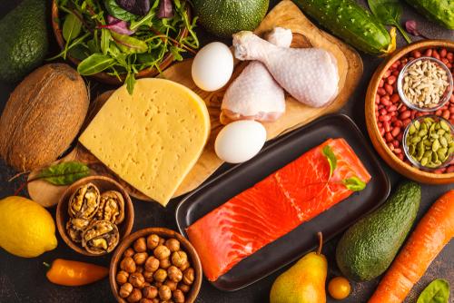 dieta cetogênica gorduras boas