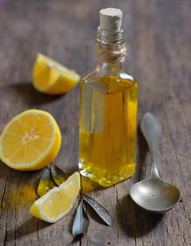 azeite limão