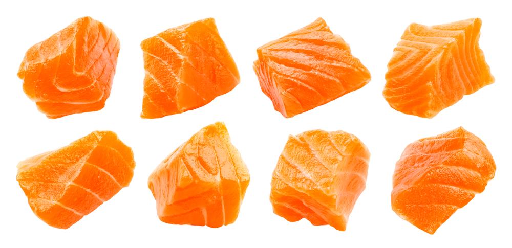 Foto de salmão