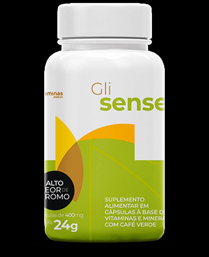 Gli Sense, suplemento alimentar do Vitaminas.com.vc